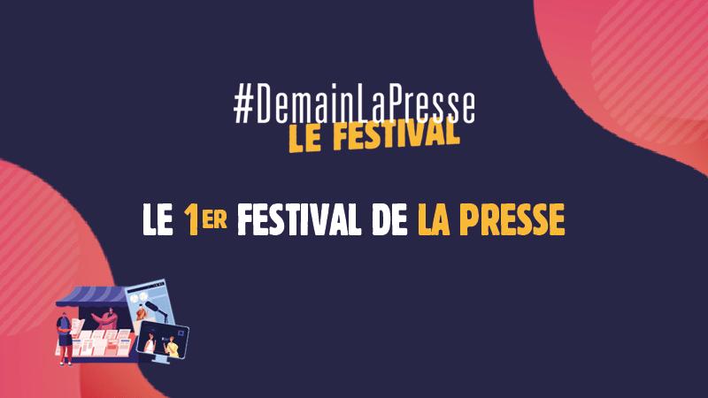 DLP Le Festival - #DemainLaPresse - ACPM